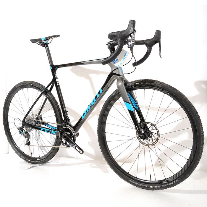 GIANT 2018モデル TCX、TREK 2020モデル EMONDA SL5 DISC等 中古ロードバイク入荷