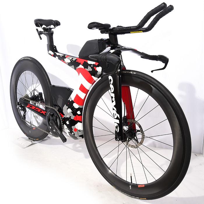 新着中古 Cervelo 2018モデル P5X など中古トライアスロンバイク、ロードバイク入荷しました