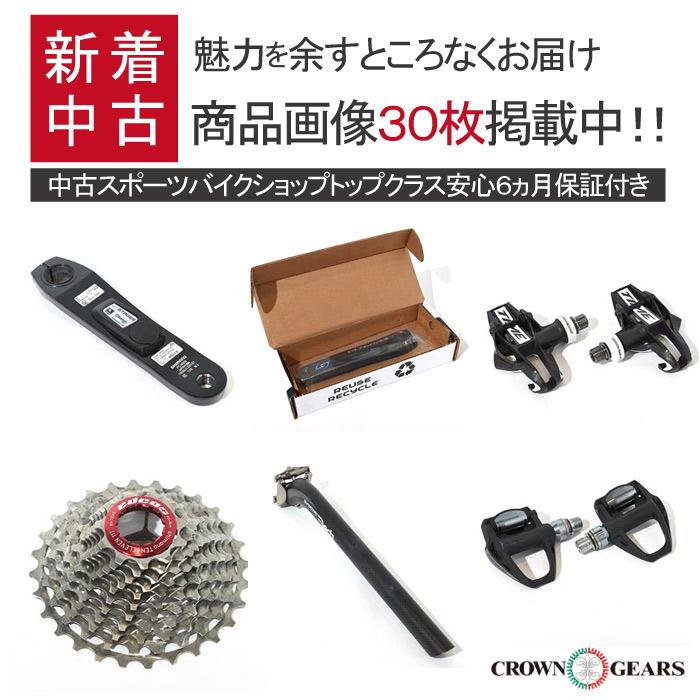 【中古】STAGES POWER パワーメーター、TIME エクスプレッソ15 ペダルなど、10点入荷!