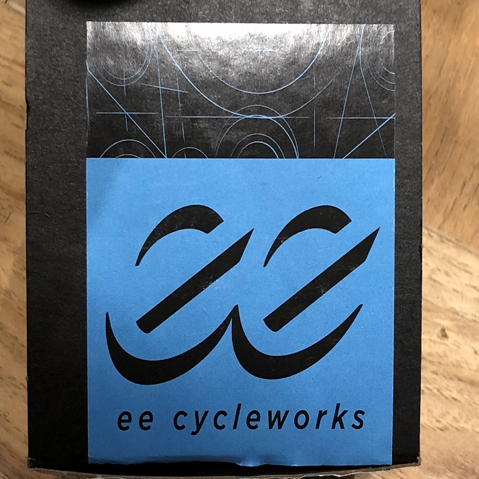 eecycleworksブレーキあります。